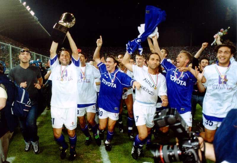 13 giugno 2001: l'ultima notte di festa prima di 16 lunghissimi anni senza trofei
