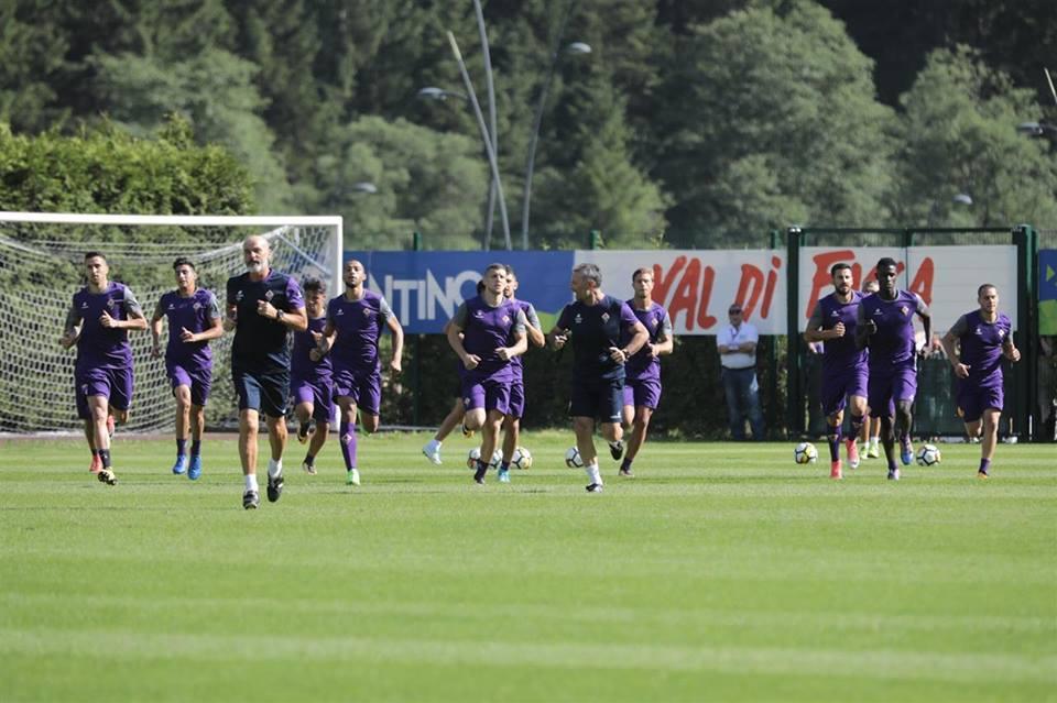 Fiorentina avanti 3-0 contro il Val di Fassa dopo i primi 45′. Buona prestazione di Olivera, Gori una furia..