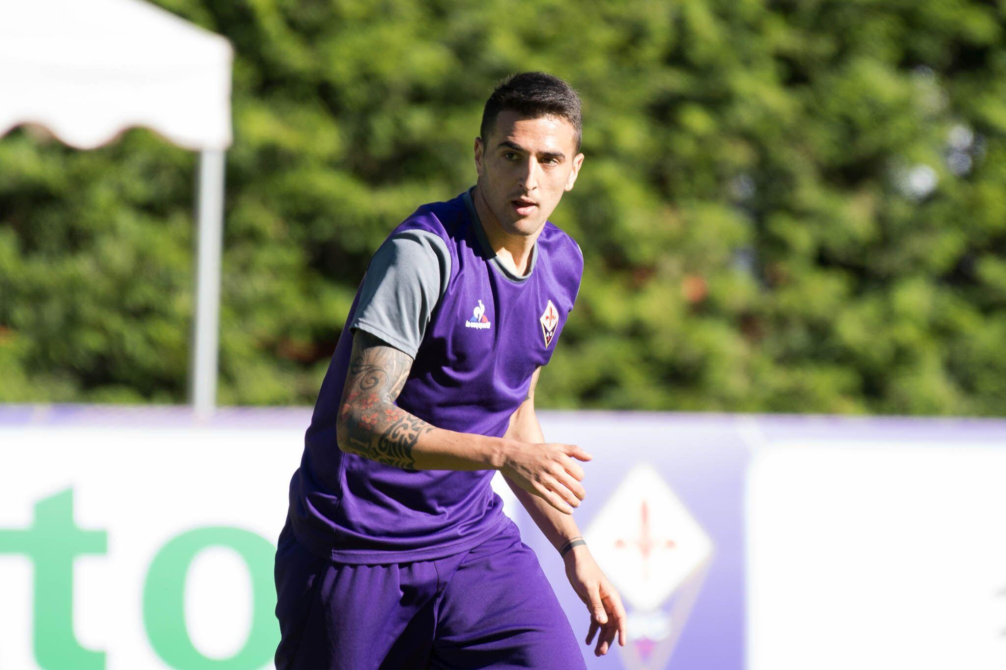 Vecino, incontro iniziato tra Lucci e Inter. Dopo Borja Valero, Spalletti avrà un altro centrocampista viola..