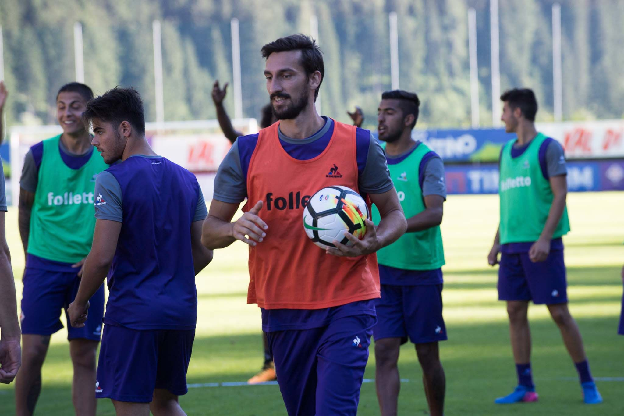 I convocati della Fiorentina per il ritiro in Germania, non ci sono Saponara e Vecino. Ecco la lista completa