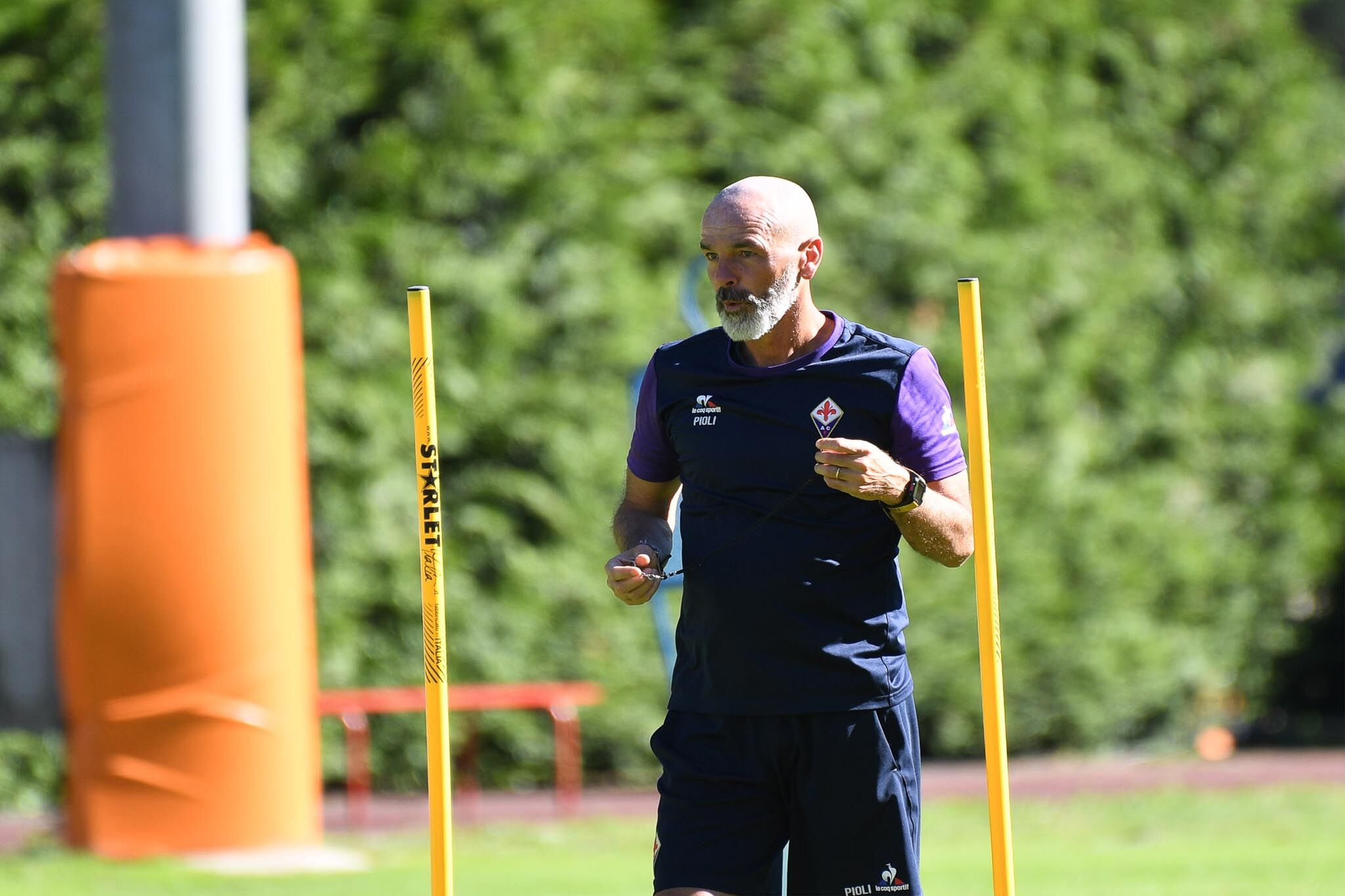 """La carica di Pioli: """"Napoli? Partite impossibili non esistono. Le prime 5 fanno campionato a parte…"""""""