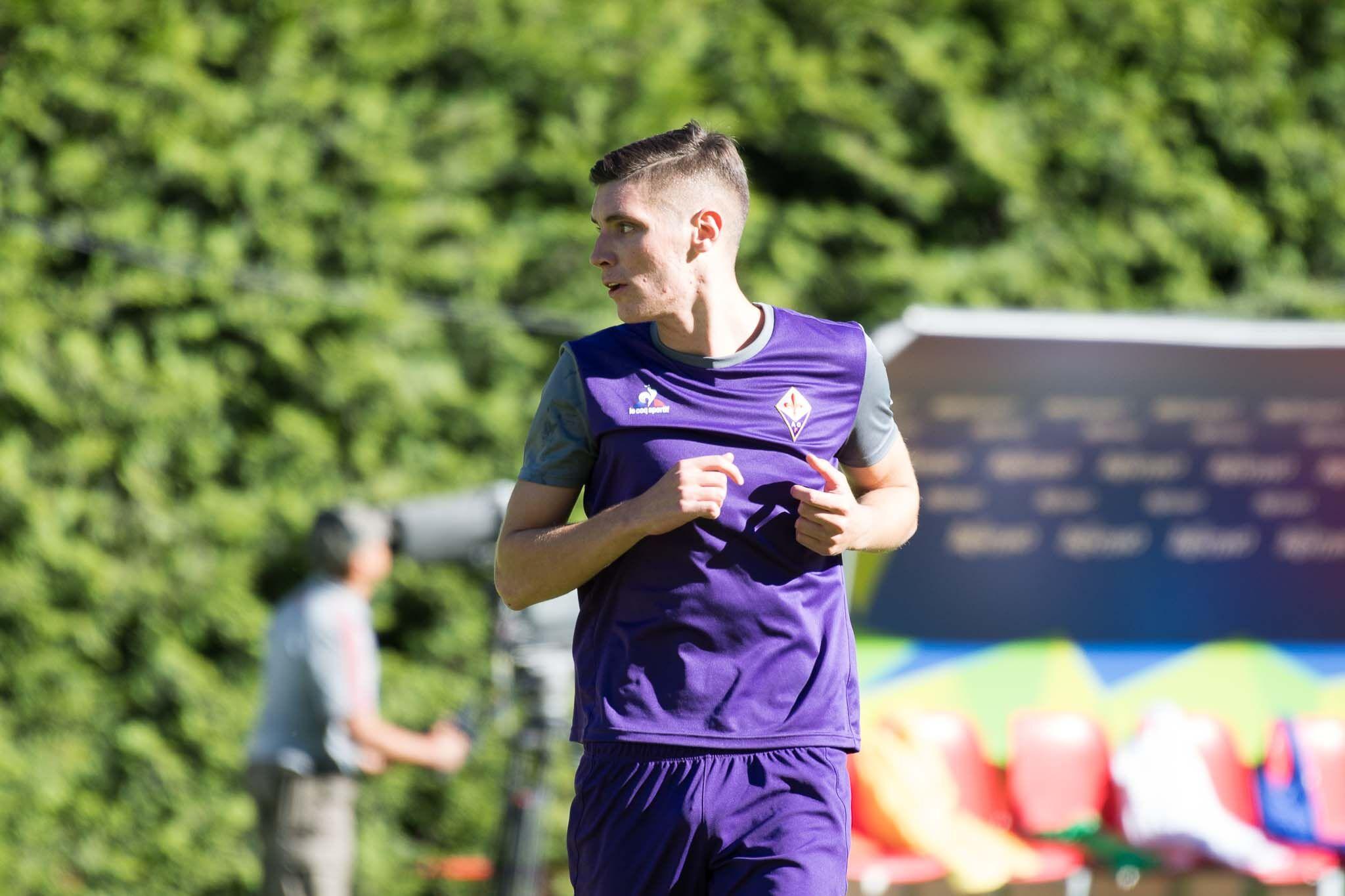 """""""Milenkovic è uno dei più forti giovani d'Europa"""": parola di Paolo Greatti"""