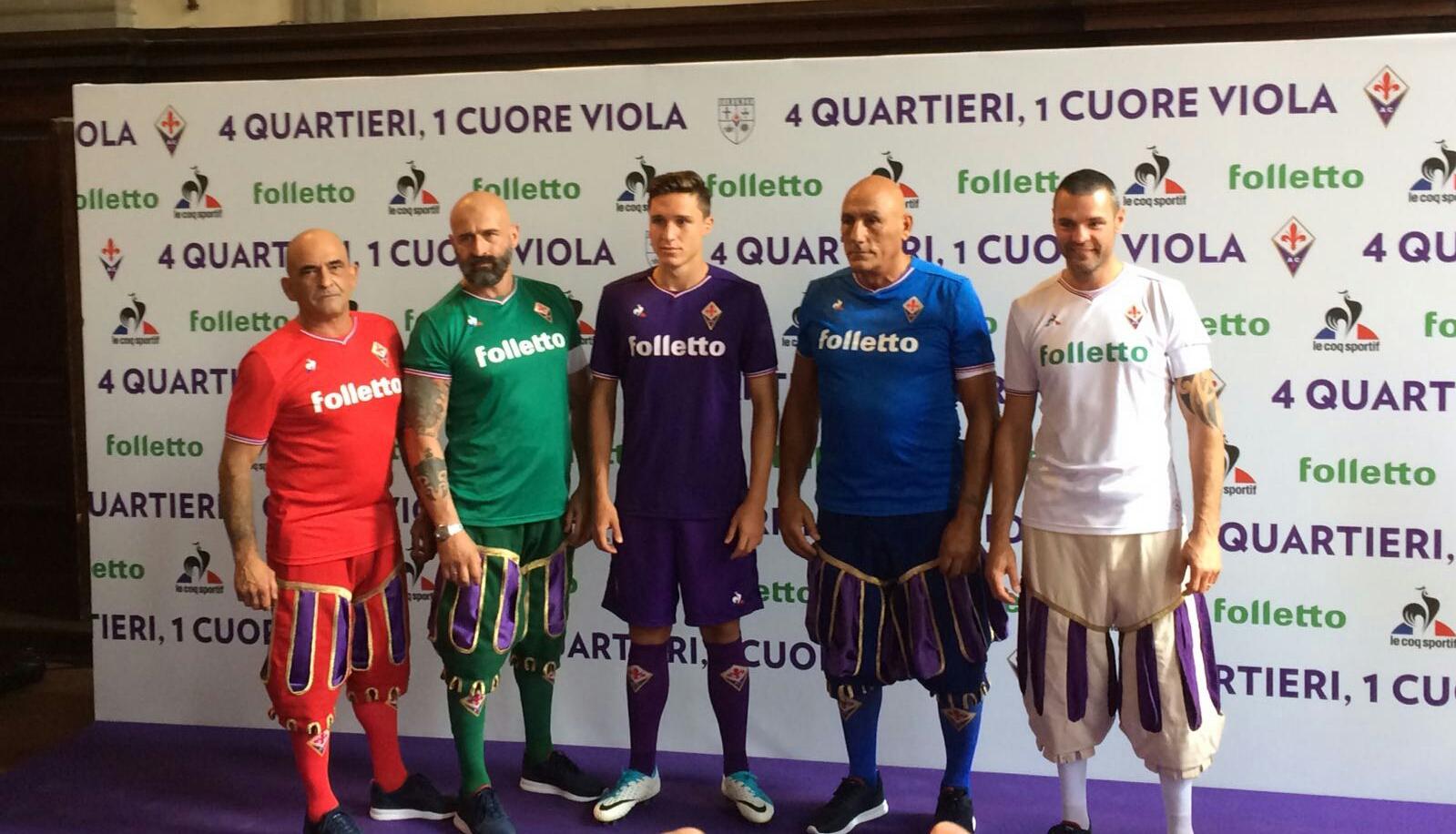 Fiorentina calcio storico