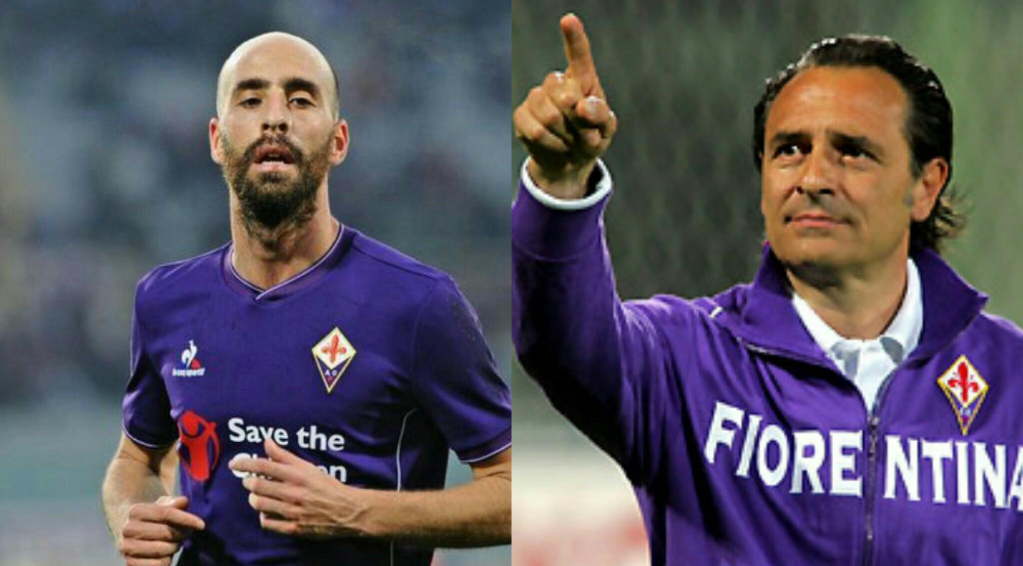 Borja Valero come Prandelli, ecco un'altra vittima dei teatrini della Fiorentina