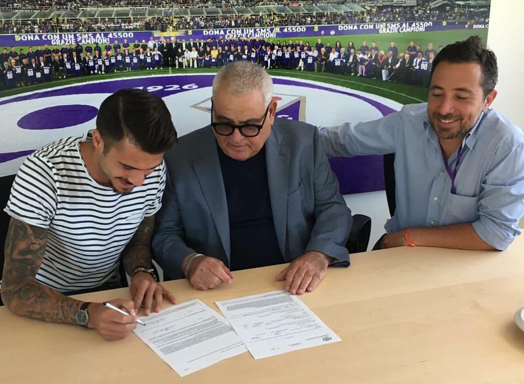 """Venuti: """"Onorato del rinnovo di contratto con la Fiorentina ma quest'anno voglio giocare nel Benevento"""""""