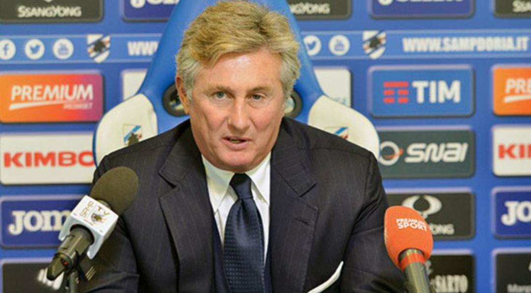 Pradè voleva dimettersi da direttore sportivo della Sampdoria dopo il mancato colpo di Josip Ilicic in blucerchiato