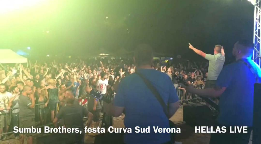 Vergogna a Verona, la festa della Curva Sud è una cerimonia a favore di Hitler e del nazismo