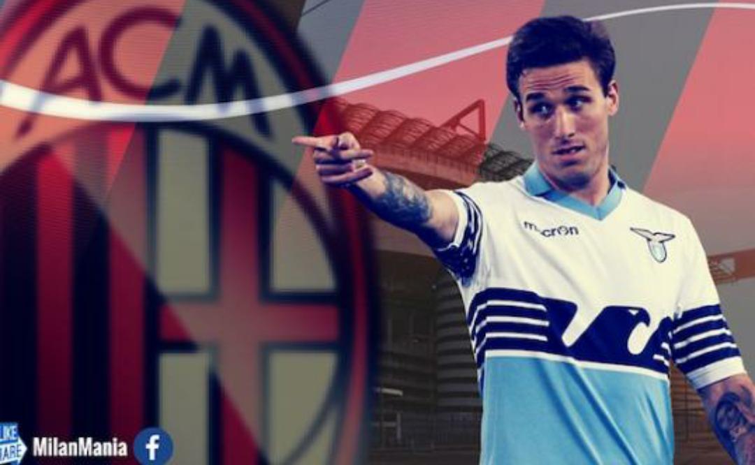 """Gaffe di Biglia al primo giorno nel Milan, gli chiedono un saluto risponde """"Forza Lazio"""""""