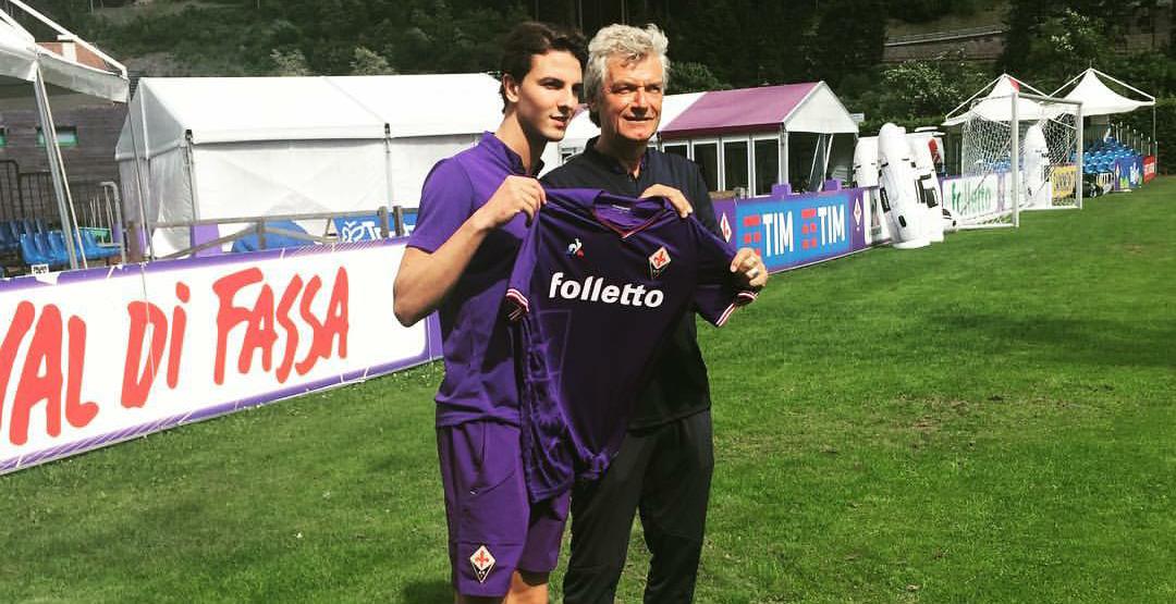 """Zekhnini: """"Fiorentina grande squadra. Io sono come Salah, mi hanno parlato bene dei tifosi viola e dello stadio"""""""