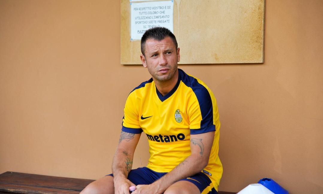 """Incredibile ma vero, Cassano lascia ancora il Verona: """"Ma non lascio il calcio, qui zero stimoli"""""""