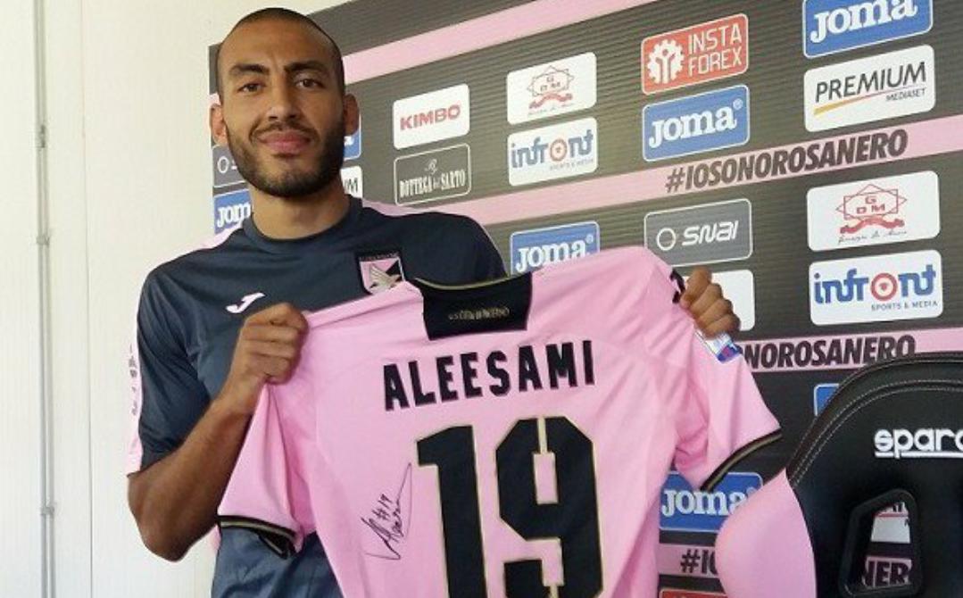 Corriere dello Sport, la Fiorentina pensa ad Aleesami del Palermo come terzino. Badelj puo restare