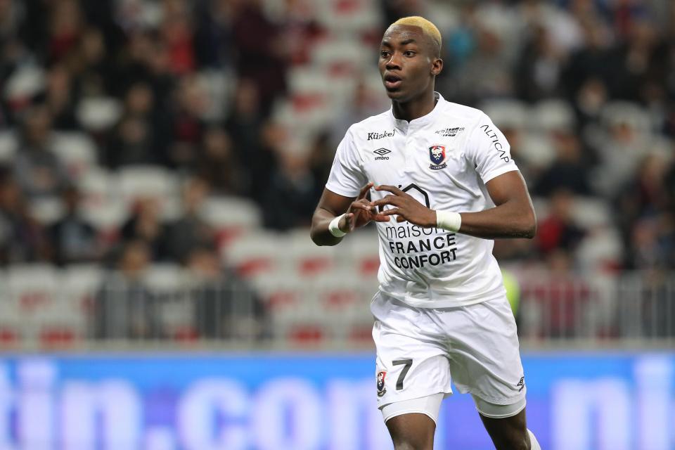 La Fiorentina non è interessata a Karamoh e non si sente chiamata in causa dal comunicato del Caen