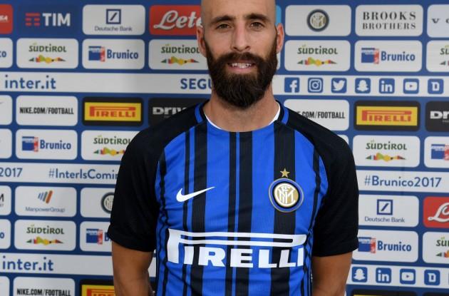 """Borja Valero: """"Inter? Dal primo momento mi hanno fatto capire quale sarebbe stato il mio ruolo"""""""