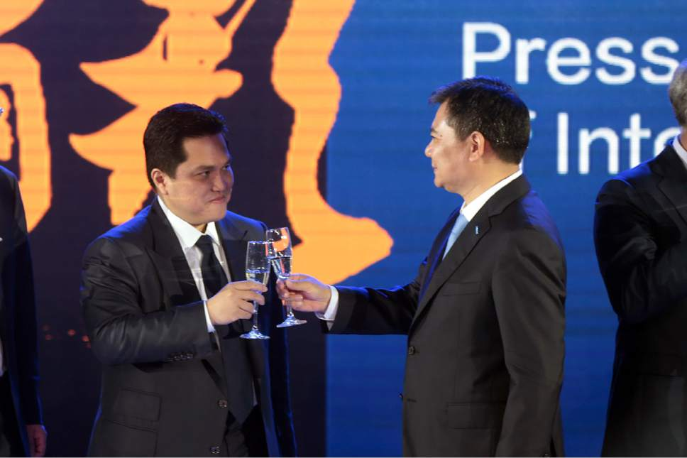Caos in Cina: anche Suning fra le società accusate di irregolarità finanziare