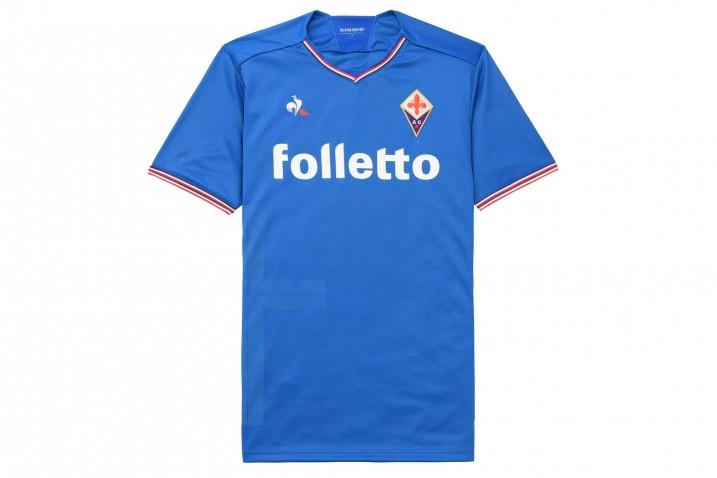 A Benevento farà l'esordio anche la maglia azzurra, dedicata al quartiere di Santa Croce