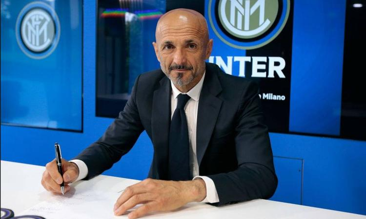 Spalletti, messaggio all'Inter: