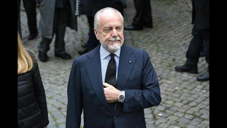 Calciomercato Napoli, De Laurentiis svela: