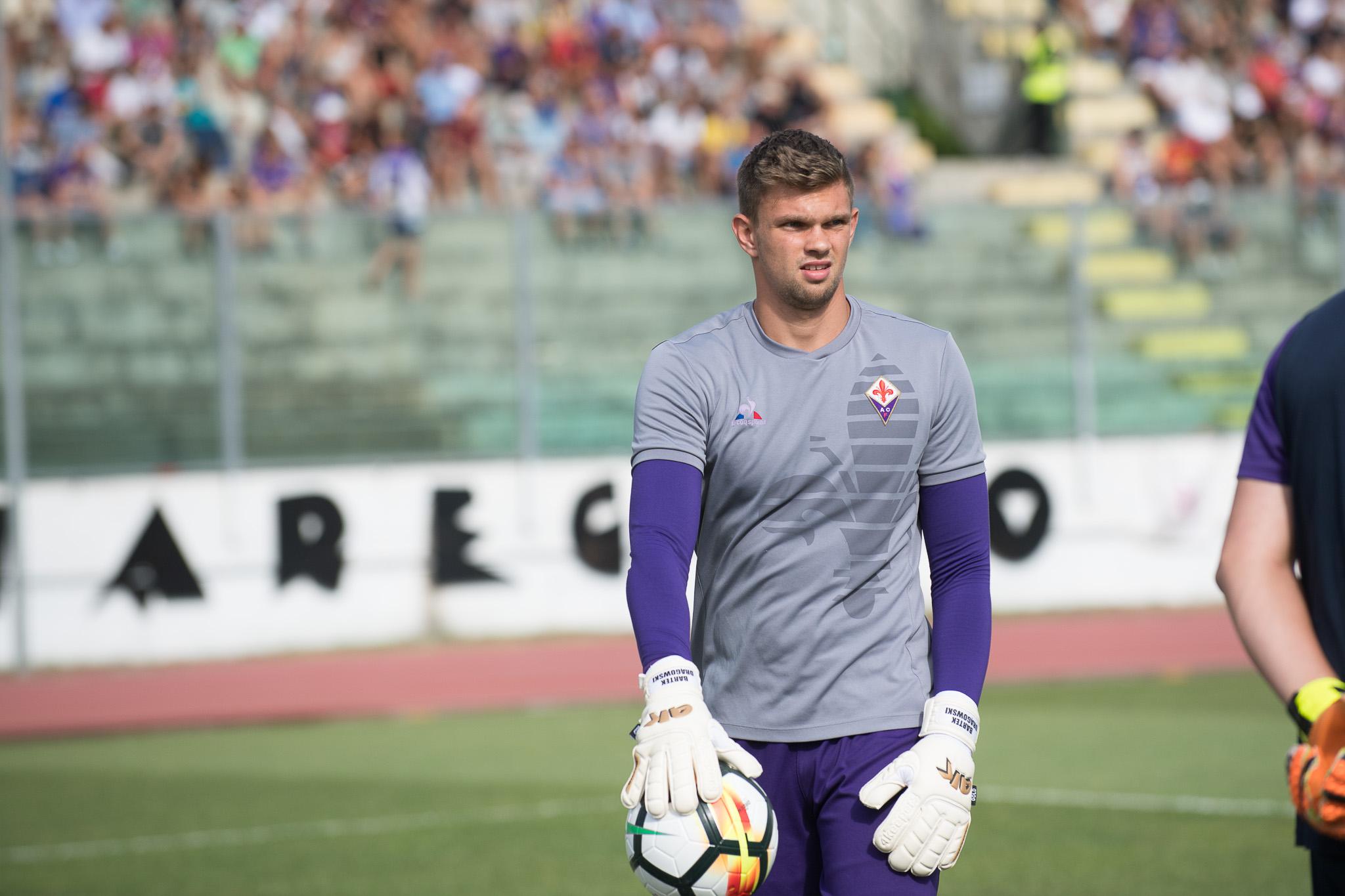 Dal Portogallo, la Fiorentina ha rifiutato l'offerta del Benfica per Dragowski di 2 milioni di euro