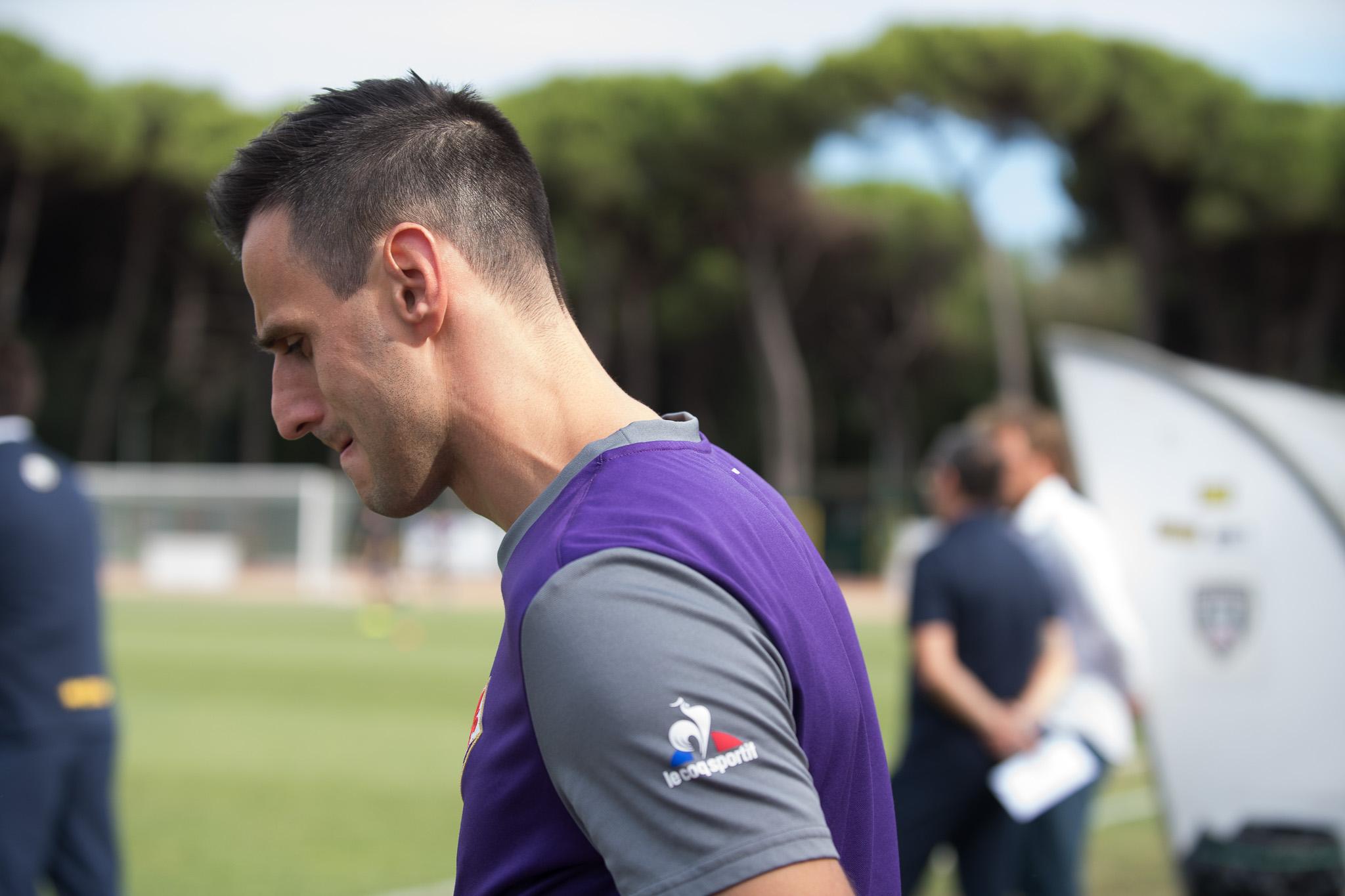 """Di Marzio: """"Tutto bloccato per Kalinic, la Fiorentina vuole i 29 milioni che offre anche l'Everton per il centravanti croato"""""""