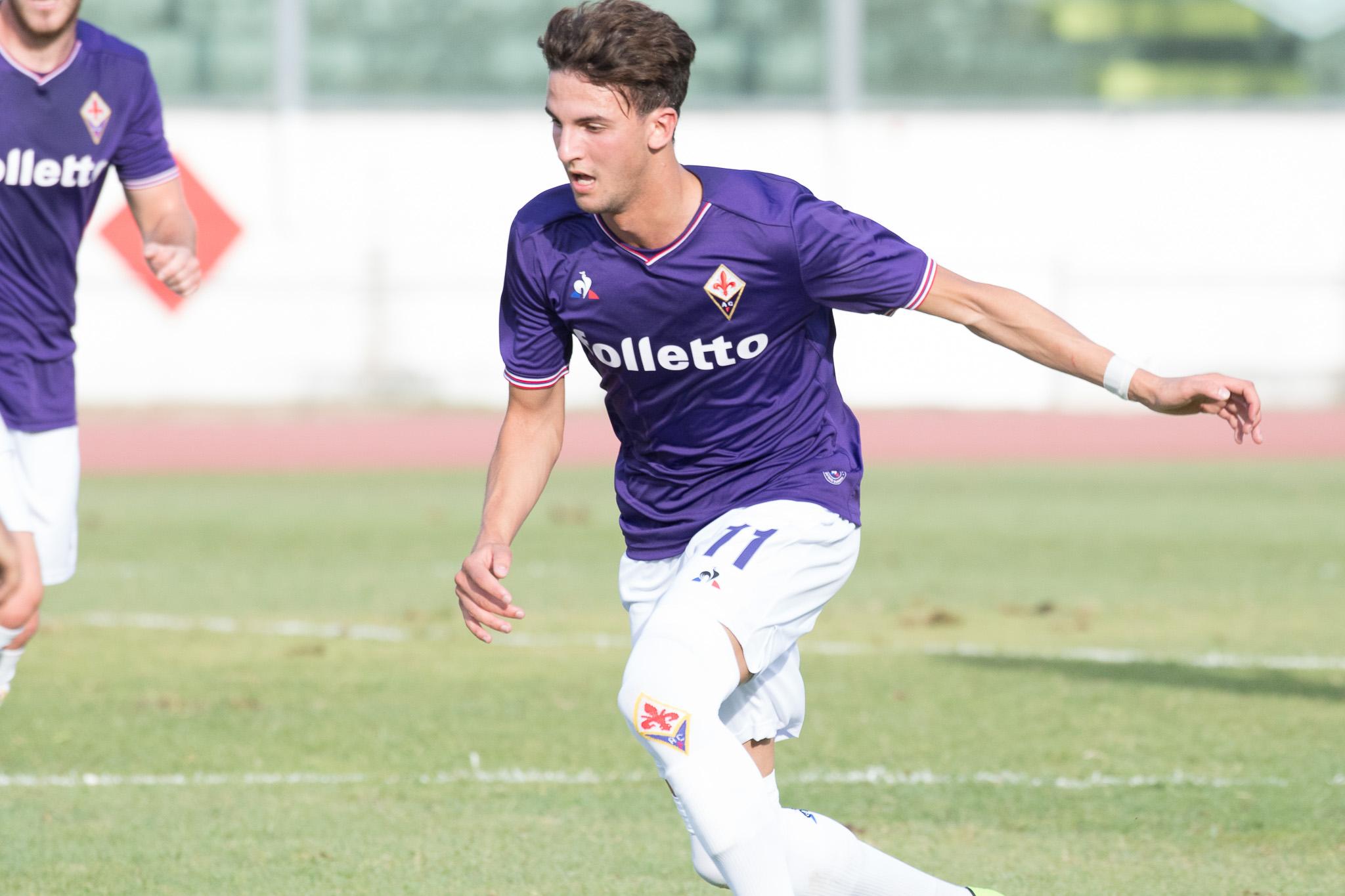 Maglia Home Fiorentina RAFIK ZEKHNINI