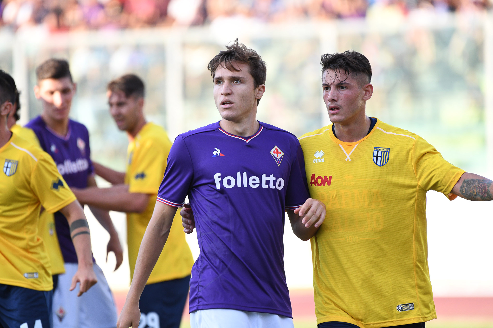 """Chiesa: """"Sogno di vincere un trofeo con la maglia della Fiorentina. Perché ho rinnovato?…"""""""