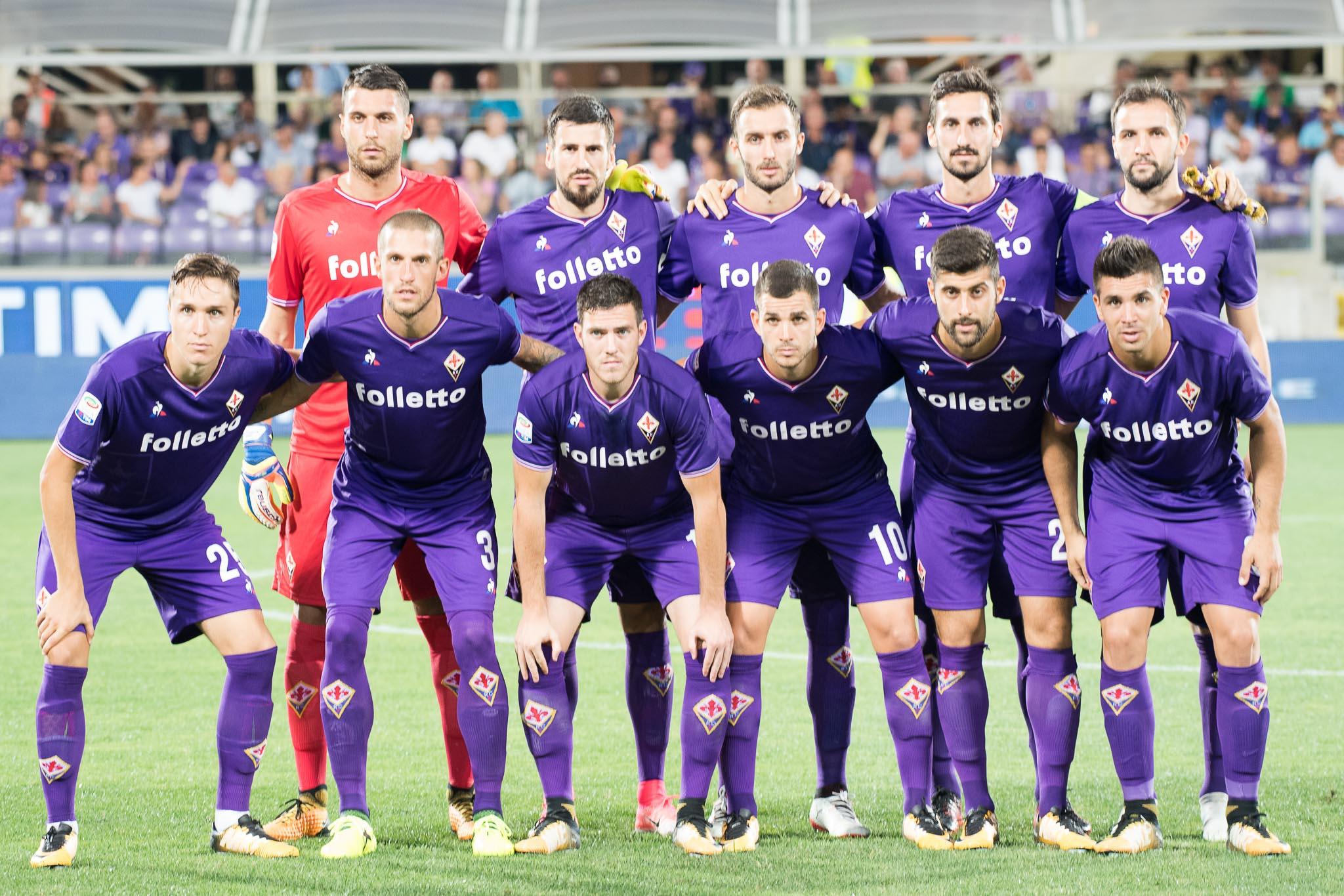 QS-La Nazione: Fiorentina, ora riparti. A Verona con 1500 tifosi al seguito