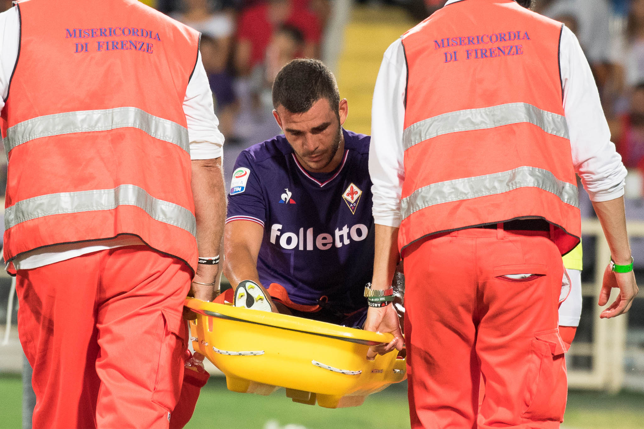 Fiorentina infortunata: Chiesa in dubbio, Thereau e Laurini rischiano la panchina, out Badelj…