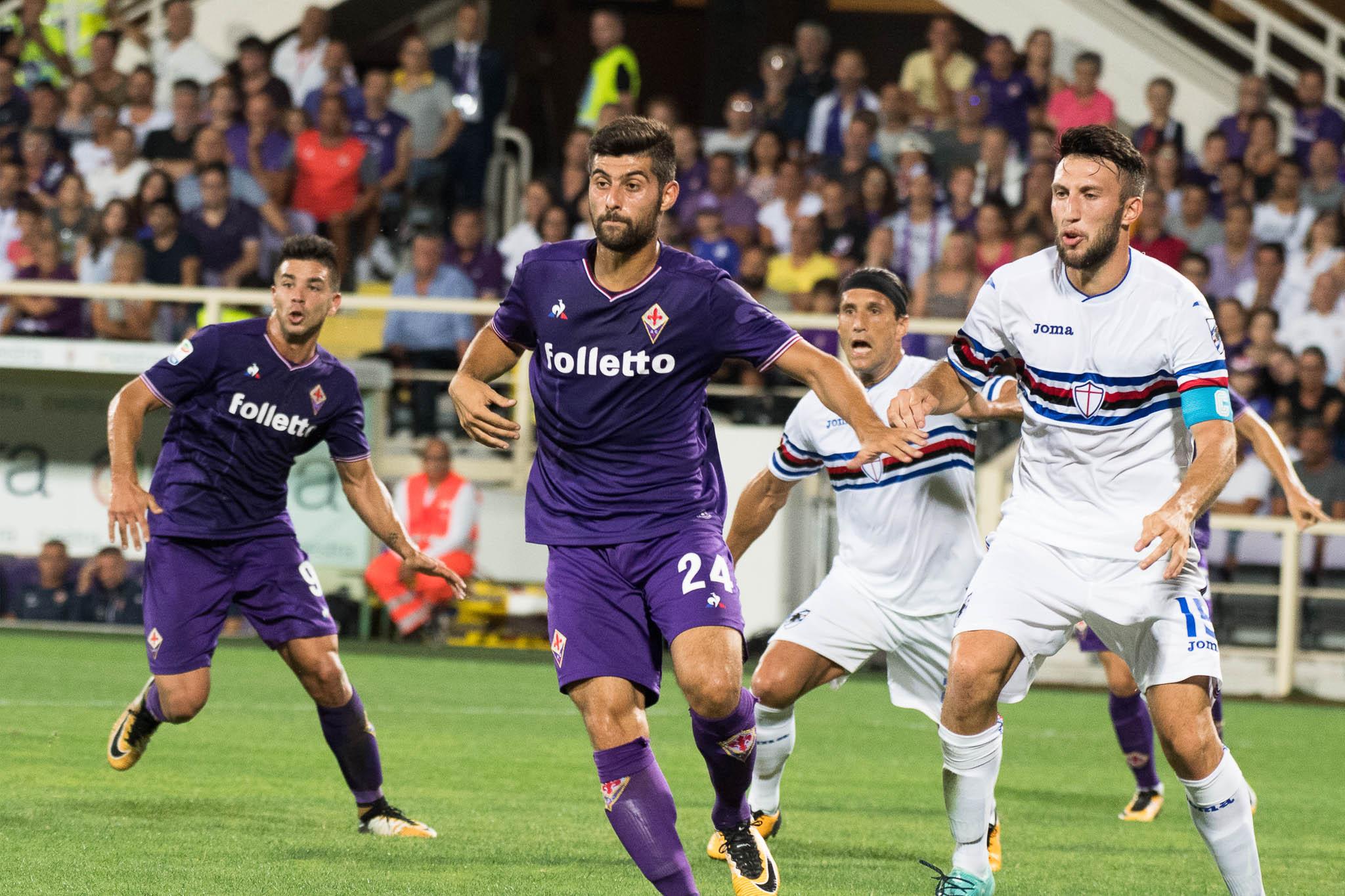 La Fiorentina riparte da Verona Cinque gol, quattro debutti