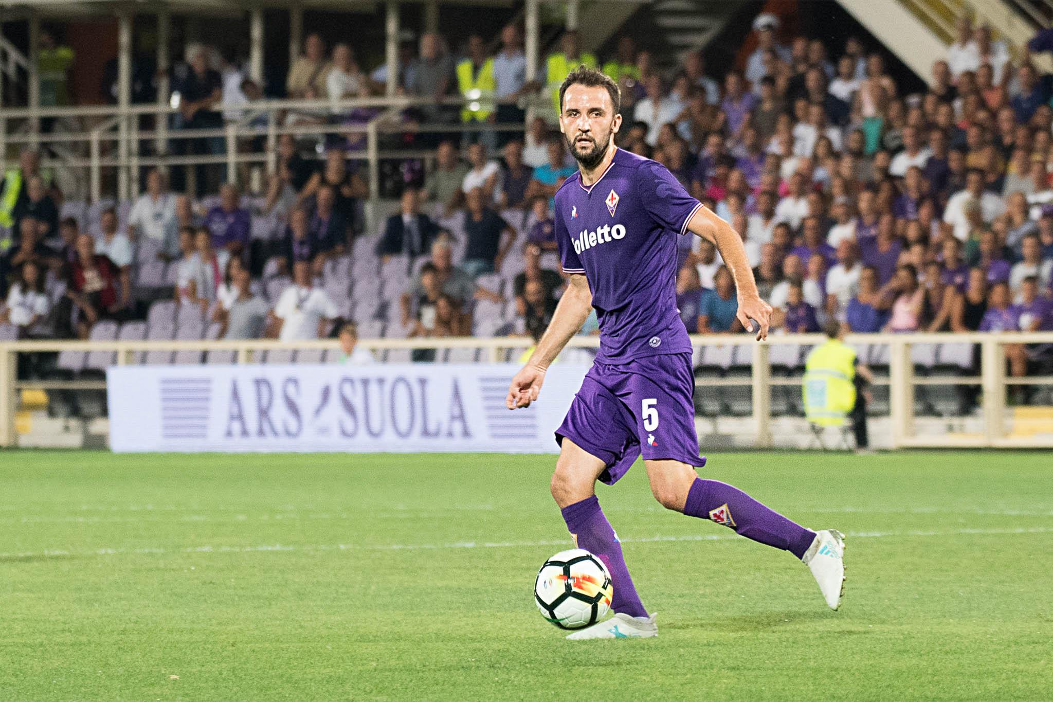La Fiorentina aggredisce e tiene contro la Juventus, dopo 45′ si resta sullo 0-0