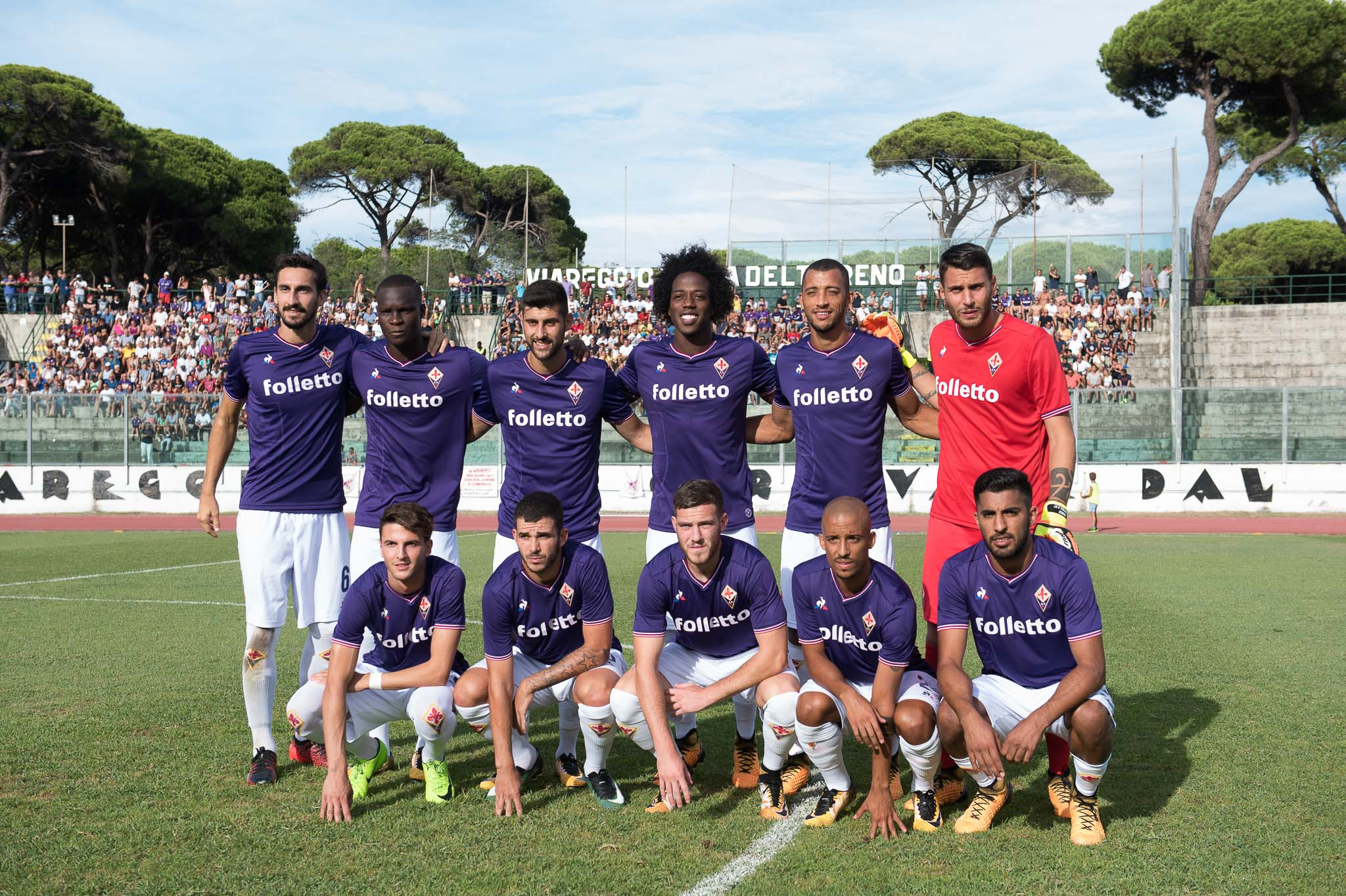 Rivoluzione viola, la Fiorentina ha perso qualità ed esperienza ma mai come quest'anno remano tutti dalla stessa parte