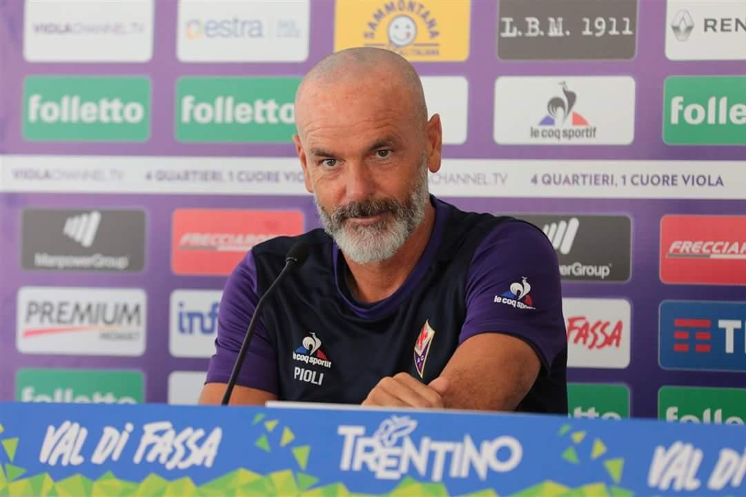 Pioli domenica festeggia le 500 panchine in carriera. La Fiorentina al momento più difficile dopo Montella e Sousa