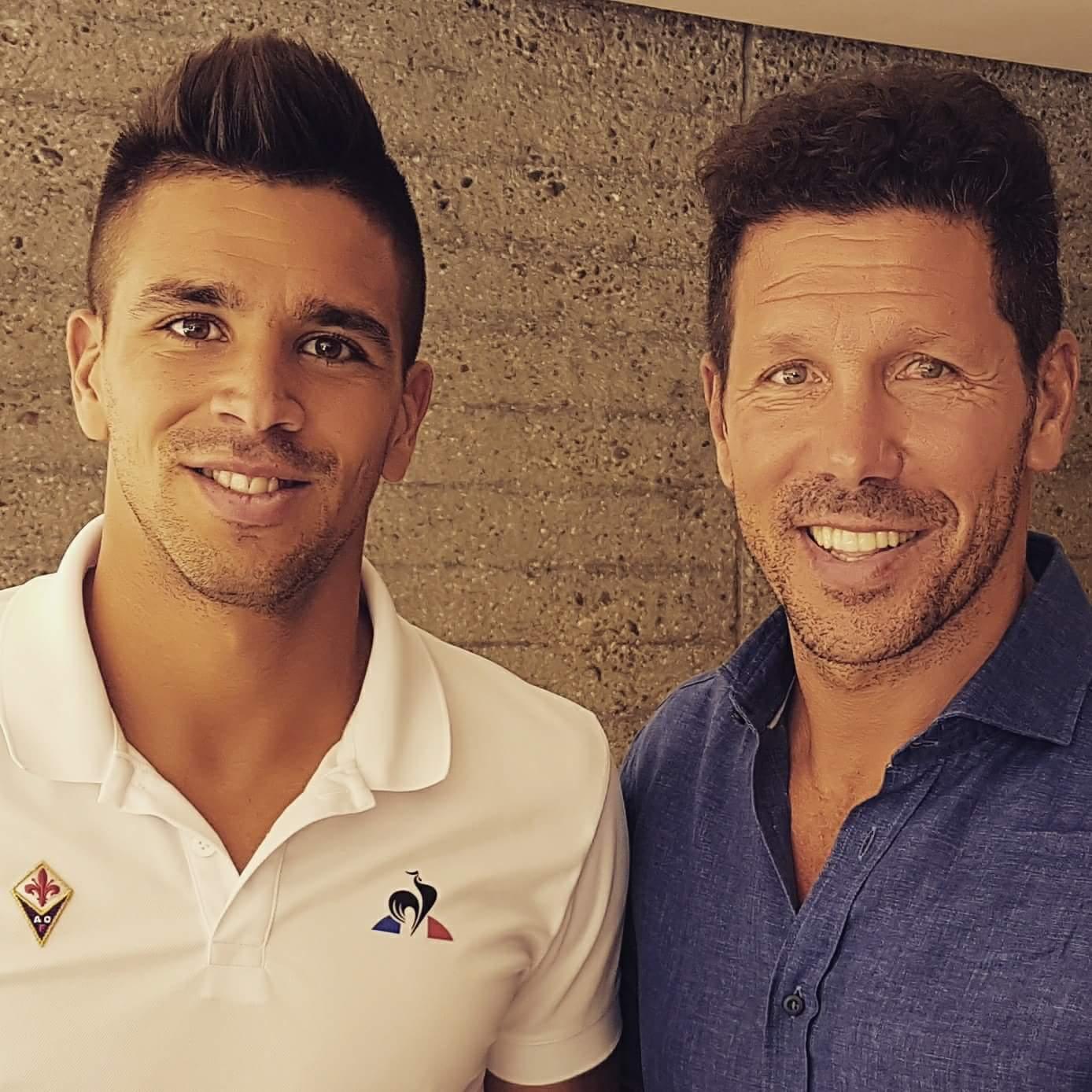 """Diego Simeone: """"Mio figlio Giovanni? Mi piacerebbe allenarlo, anche se non è semplice…"""""""