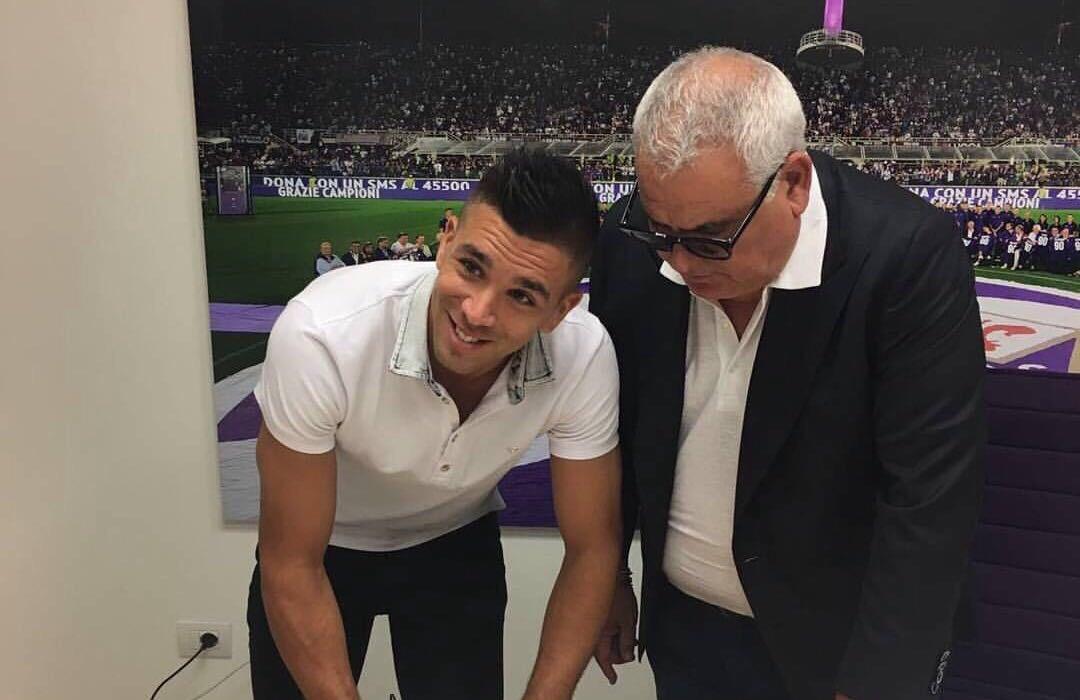 Ufficiale, Giovanni Simeone è un nuovo giocatore della Fiorentina, i dettagli…