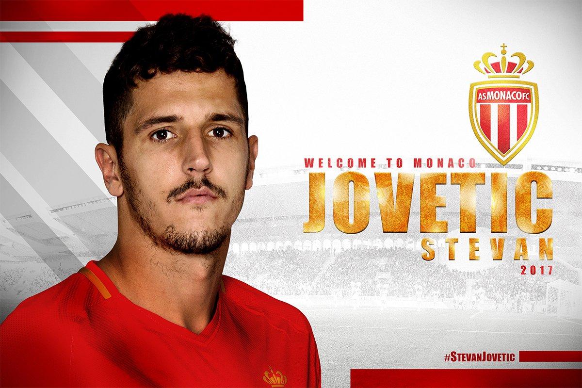 Ufficiale: Stevan Jovetic è un nuovo giocatore del Monaco, contratto con scadenza 2021.