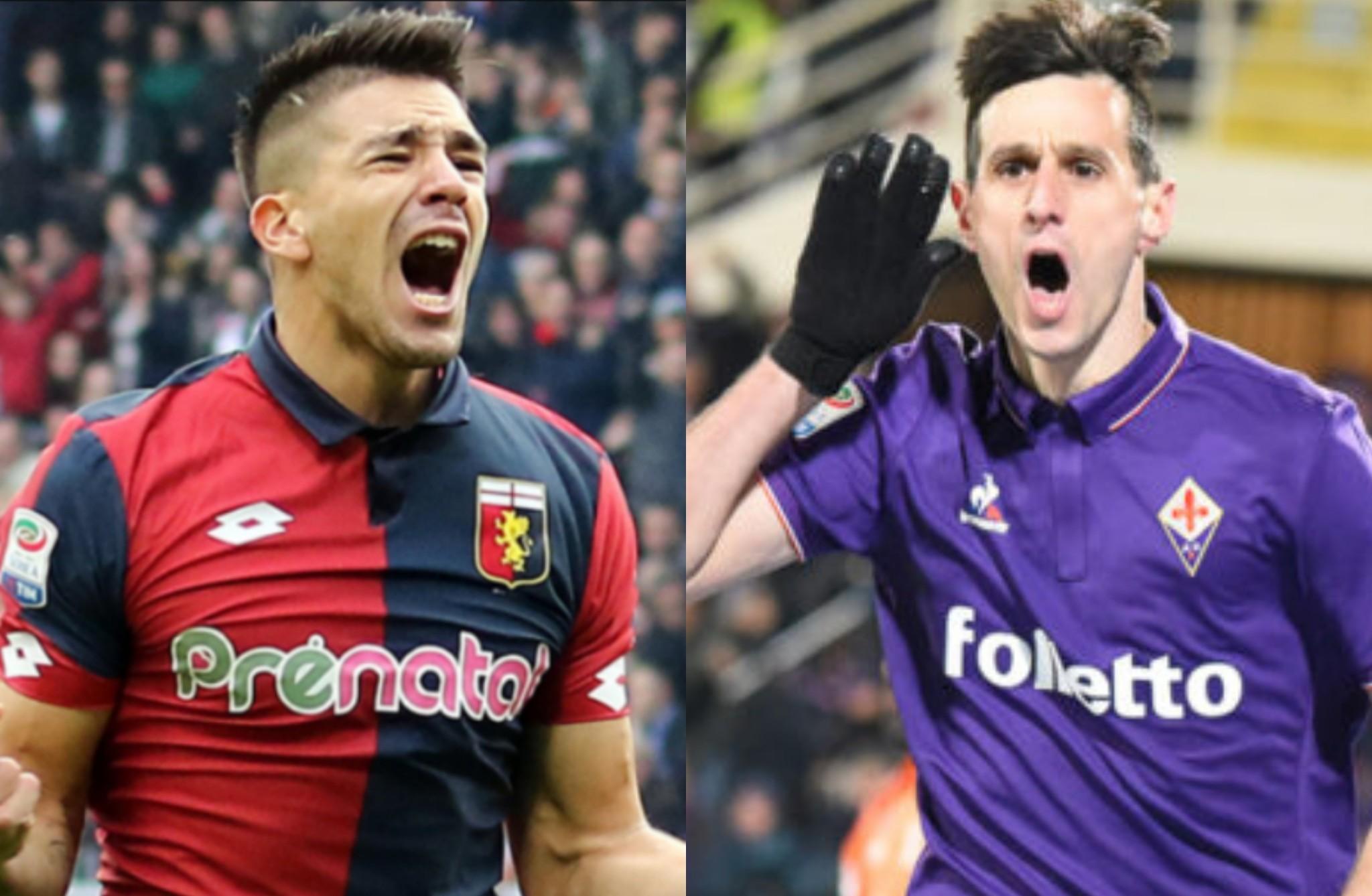 Fiorentina, se parte Kalinic c'è Simeone