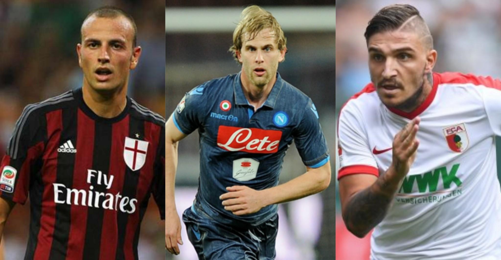 Per il terzino sinistro sono tre i nomi sull lista di Corvino: Antonelli, Strinic e Stafylidis