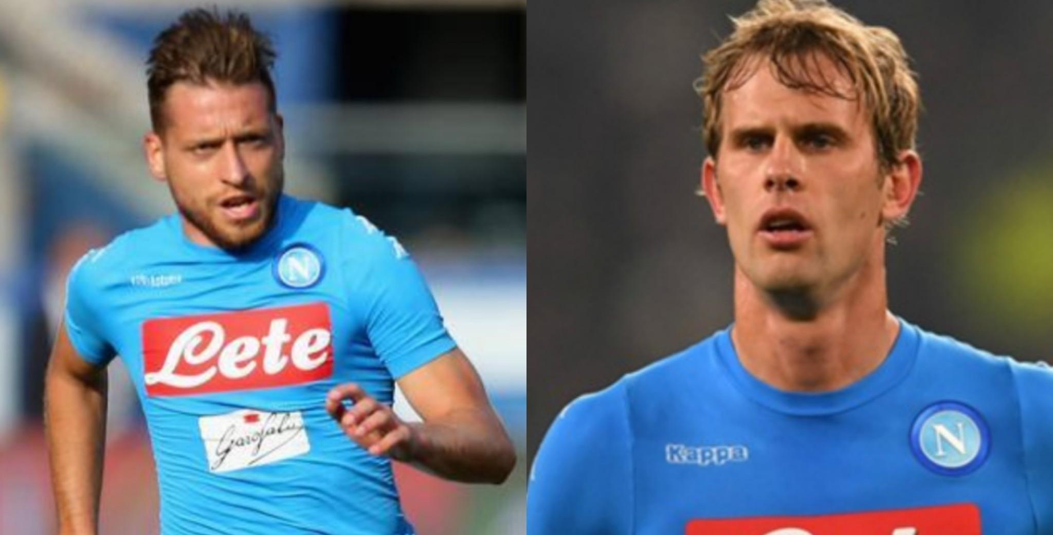 Sky Sport, non solo Giaccherini, la Fiorentina con il Napoli tratta anche Strinic