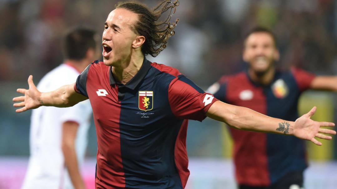"""Di Marzio: """"La Fiorentina vuole Diego Laxalt del Genoa, oggi si inizia a trattare, si può chiudere per 15 milioni"""""""