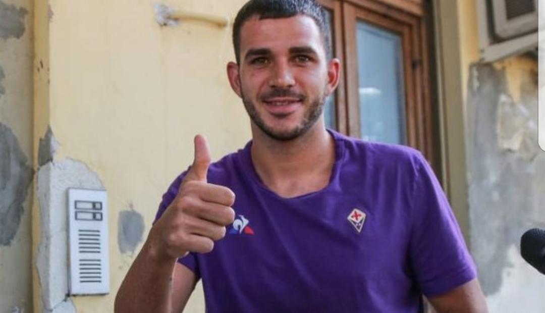 """Eysseric scrive ai tifosi viola: """"La maglia numero dieci come Antognoni, Baggio, Rui Costa e Mutu. Vi renderò fieri di me"""""""