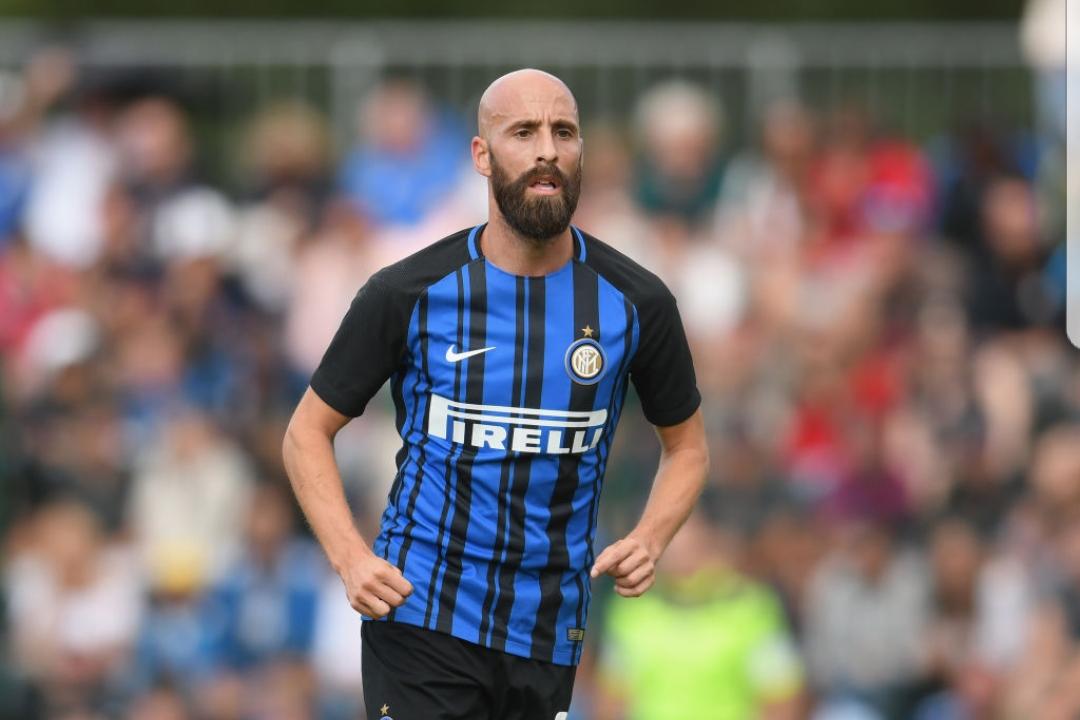 """Borja Valero: """"Arrivare all'Inter è stato un passo in avanti nella mia carriera, ringrazio Spalletti"""""""