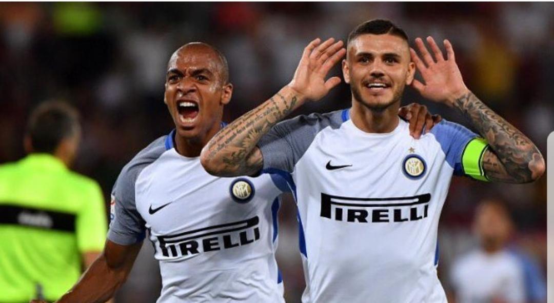 L'Inter vince in rimonta 1-3 contro la Roma. Icardi trascina, Vecino fa il terzo gol neroazzurro