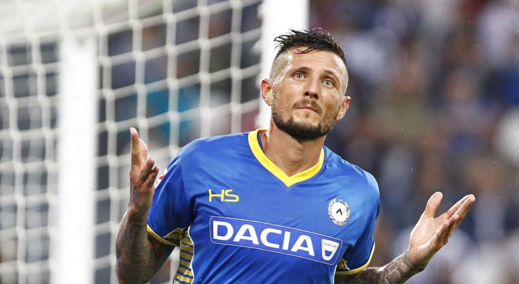 Non solo Giaccherini, la Fiorentina ha deciso di prendere anche un attaccante, chiesto Thereau all'Udinese