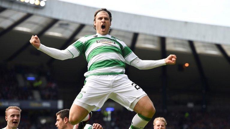 Dalla Scozia: il Celtic rispedisce al mittente 3 milioni di Corvino per Sviatchenko, difensore classe '91