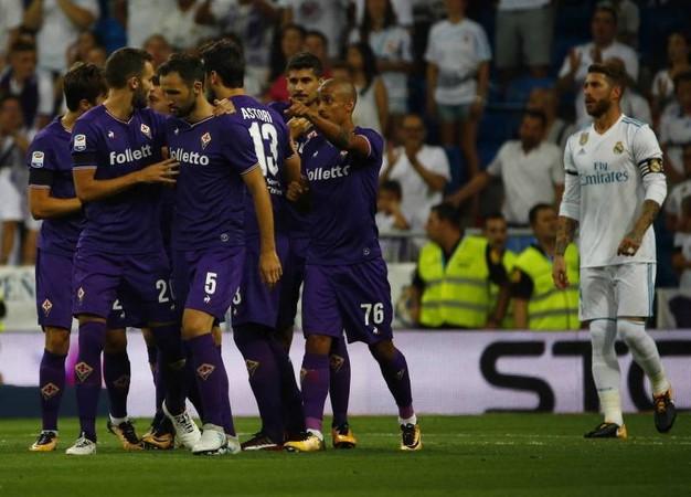 La partita di Madrid regala autostima alla Fiorentina. Cristiano Ronaldo fa il suo show tra i viola
