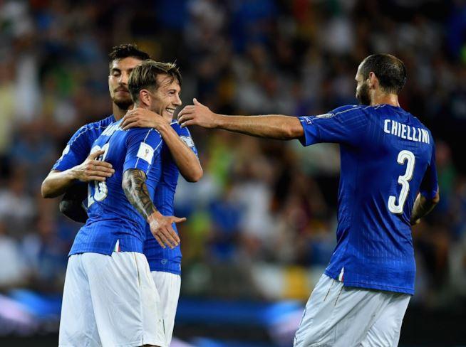 """Parla Chiellini: """"Berna? La Juve non è la Fiorentina. Altri avevano curriculum migliore"""""""