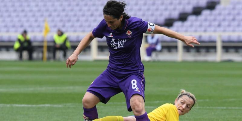 La Fiorentina Women's perde il suo capitano: Orlandi saluta, ha firmato per l'Empoli