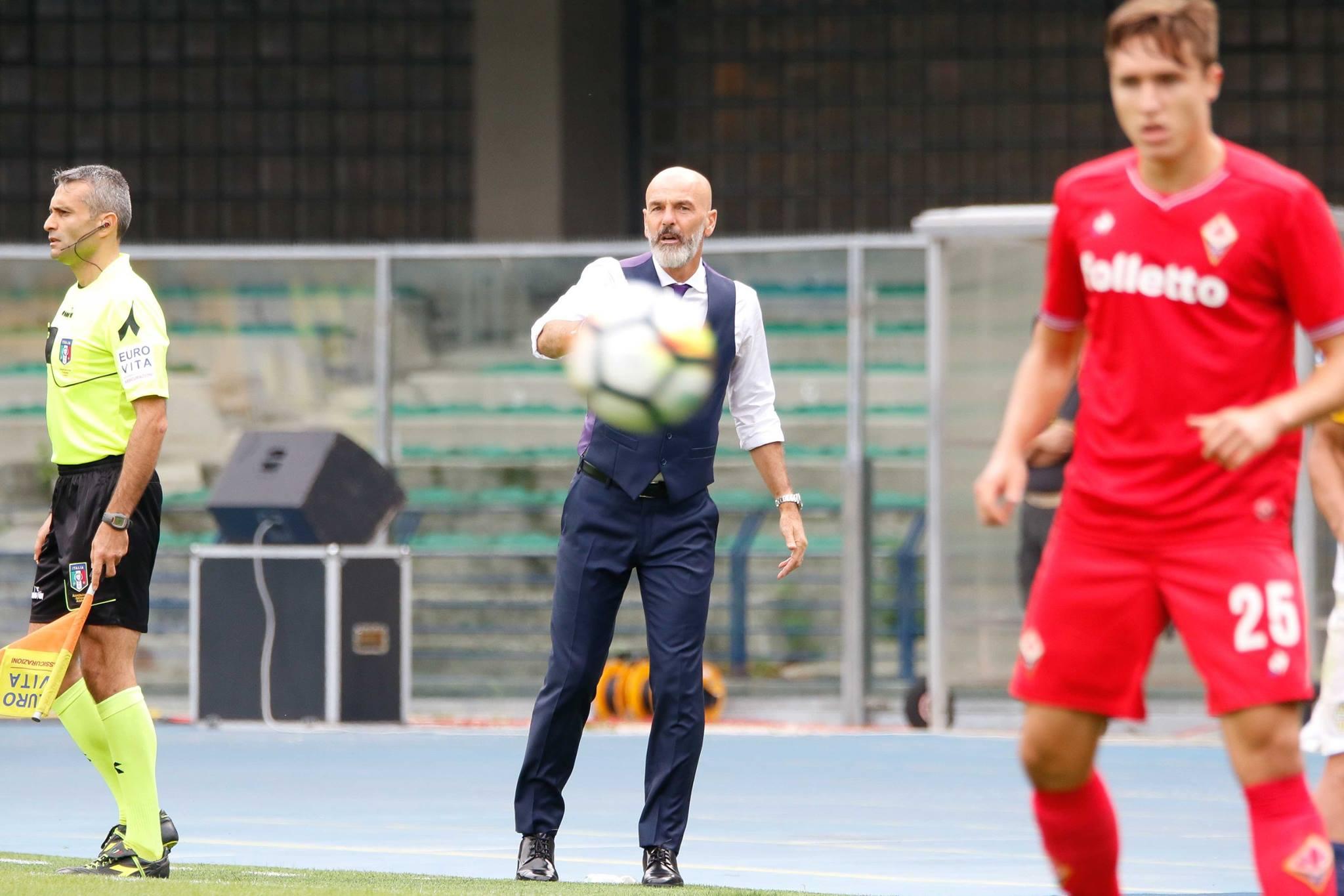 Fiorentina a valanga sul Verona: 5-0 netto ed ecco i primi tre punti della stagione