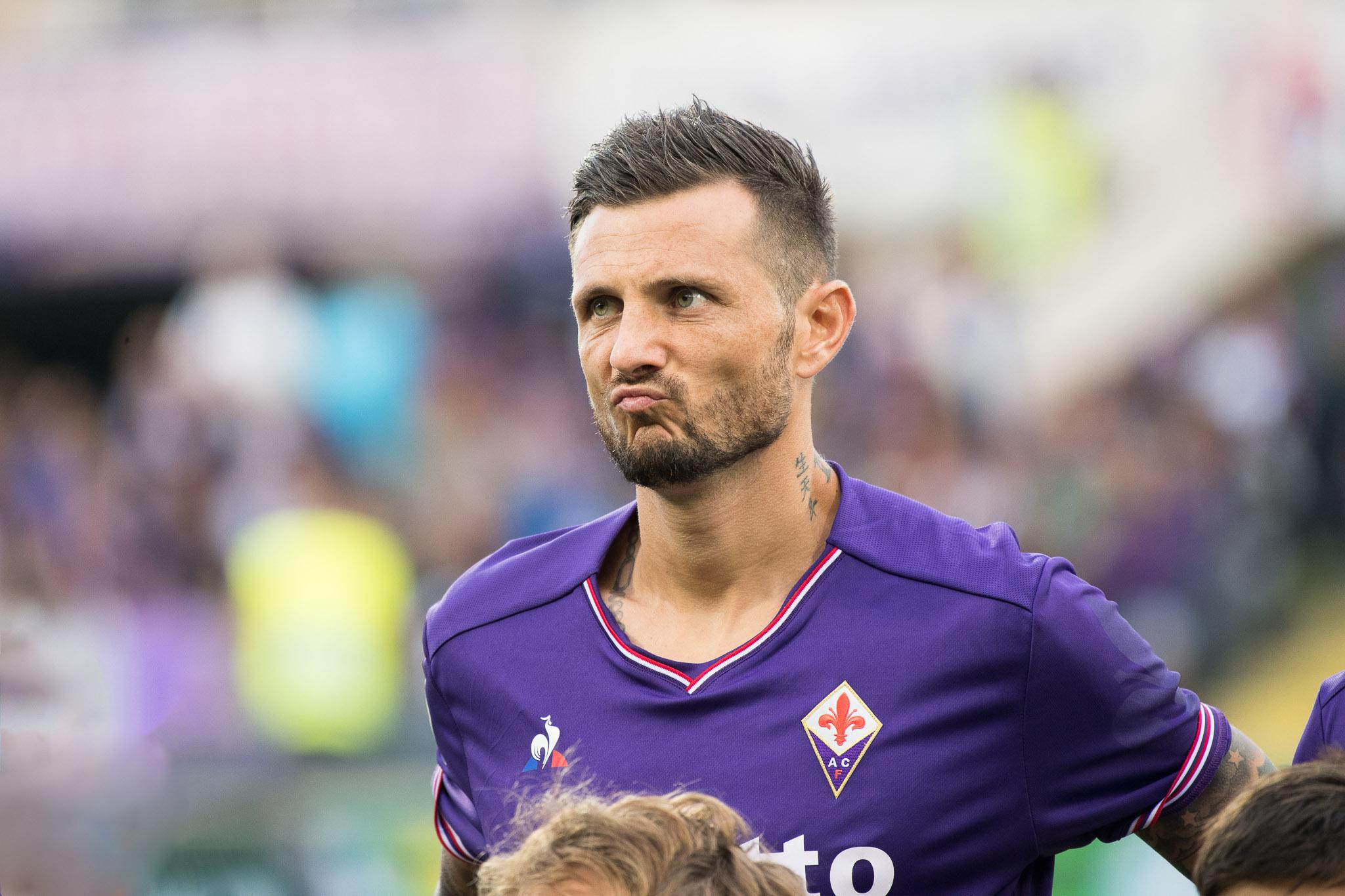 """Thereau: """"Chiesa? Gli vogliamo bene ed è l'idolo dei tifosi, lo convinceremo a rimanere alla Fiorentina"""""""