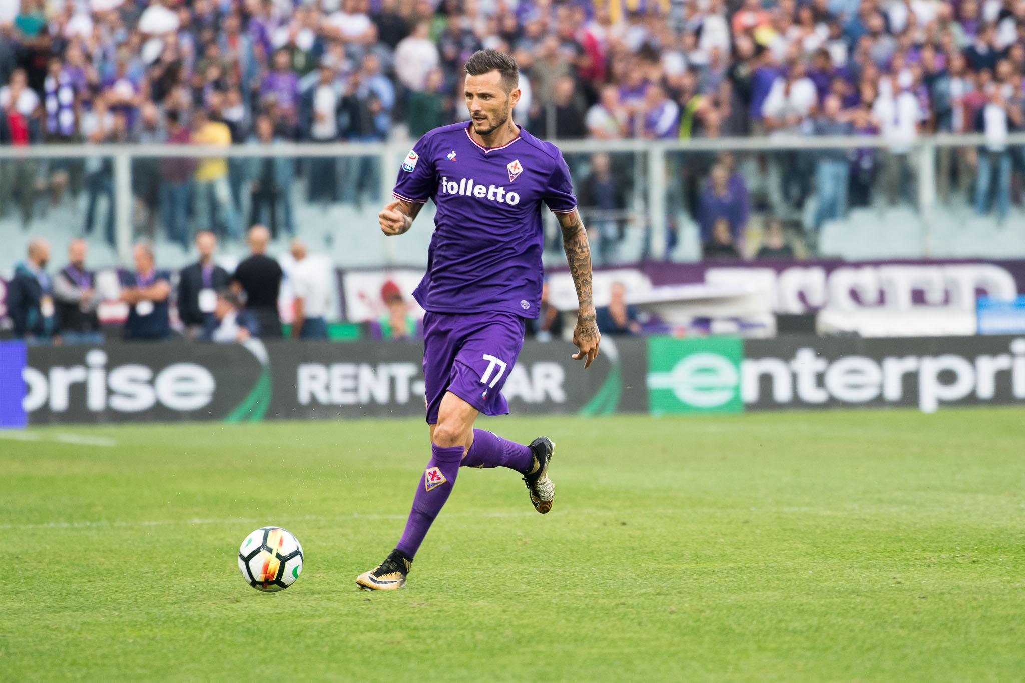 Et voilà, Il Corriere Fiorentino celebra i primi gol al Franchi di Cyril Thereau