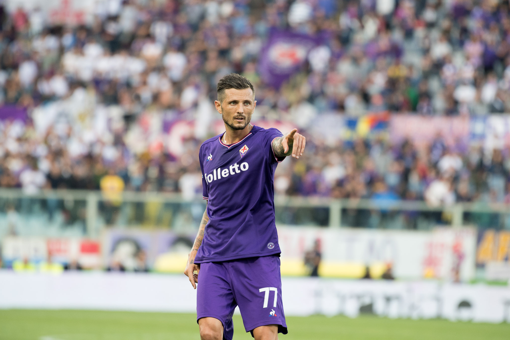 L'ultima sconfitta in casa della Juventus è firmata Thereau. Oggi resta in ballottaggio con Eysseric